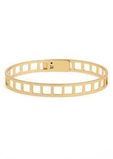 Madewell Eye Cutout Bracelet