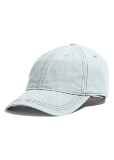 Madewell Faded Denim Baseball Cap