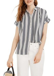 Madewell Fairborn Stripe Central Shirt