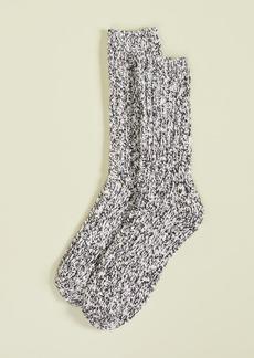 Madewell Fiesta Slub Marled Trouser Socks