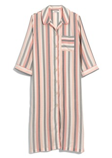 Madewell Cotton Bedtime Long Nightshirt