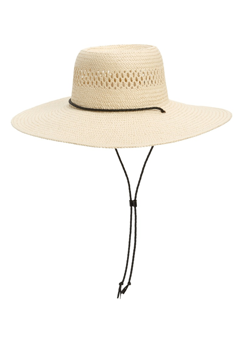 a9d2cc6e18c Madewell Madewell Stampede Straw Hat
