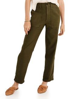 Madewell Griff Fatigue Pants