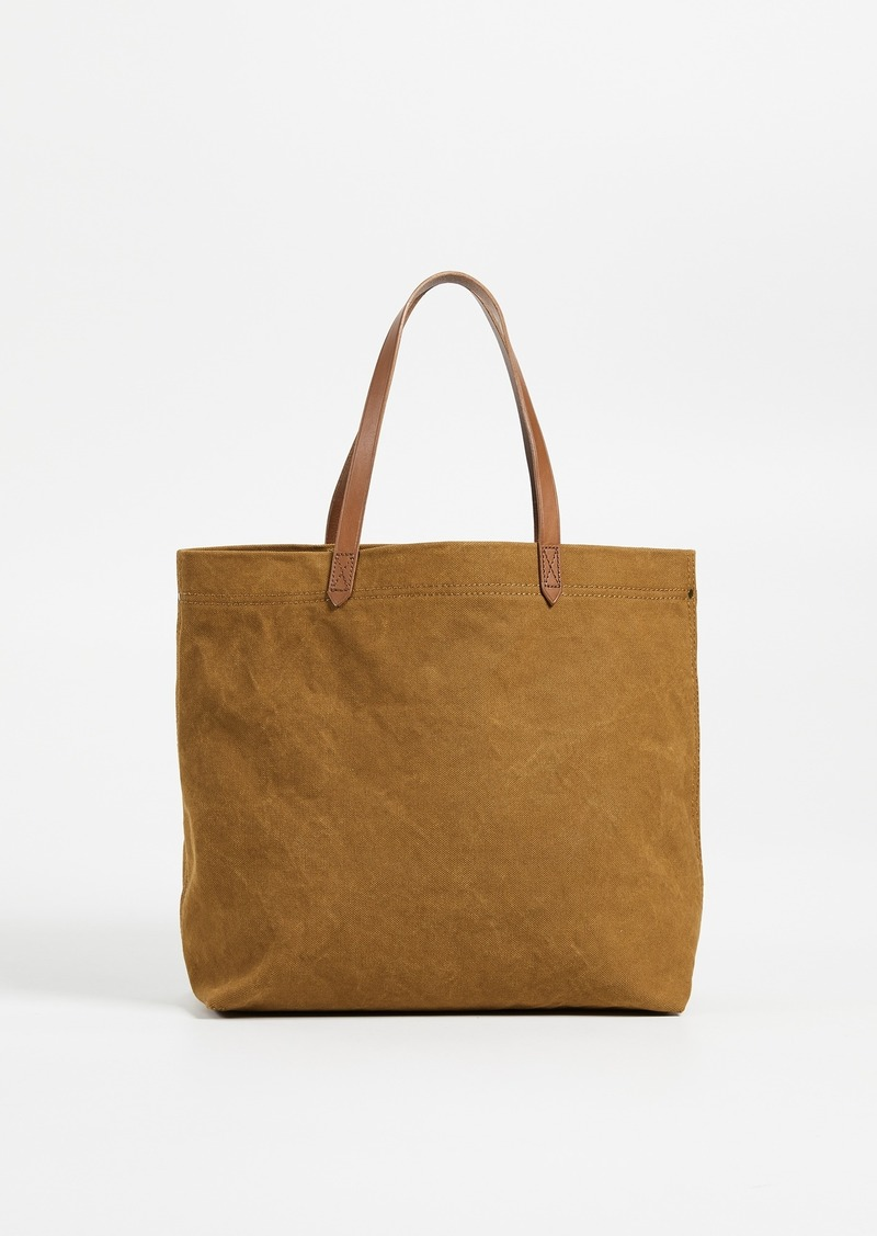 Madewell Madewell Heavy Canvas Transport Tote Bag  1fe9a681401d6