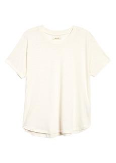 Madewell Hemp Relaxed Drapey T-Shirt