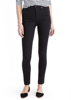 Madewell High Rise Ankle Skinny Jeans (Carbondale)