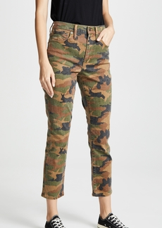 Madewell High Rise Slim Boy Jeans