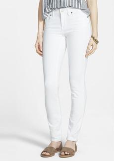 Madewell High Waist Skinny Jeans (Pure White)