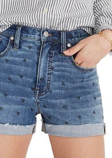 Madewell High Waist Denim Shorts (Harwell)