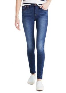Madewell High Waist Skinny Jeans (Polly Wash)