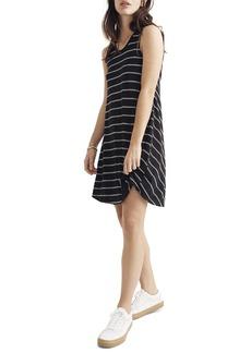 Madewell Highpoint Stripe Tank Dress