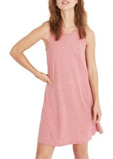 Madewell Highpoint Tank Dress
