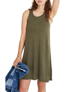 Madewell Highpoint Tank Dress