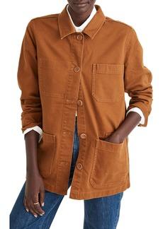 Madewell Hollyhurst Oversize Chore Jacket