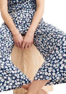 Madewell Huston Crop Pull-On Pants
