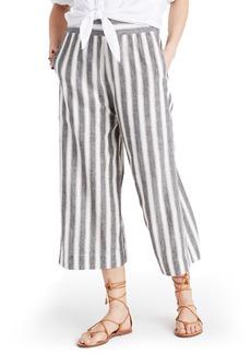 Madewell Huston High Waist Crop Pants