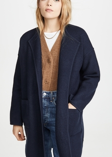 Madewell Ivy Long Sweater Coat