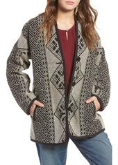 Madewell Jacquard Cocoon Jacket