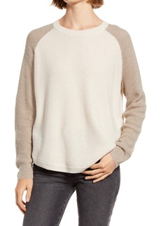 Madewell Jane Waffle Stitch Sweater (Nordstrom Exclusive)