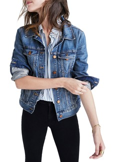 Madewell Jean Jacket (Pinter Wash)