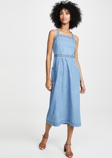Madewell Juliet Apron Dress