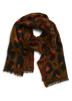 Madewell Jungle Cat Scarf