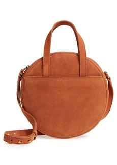 Madewell Juno Circle Leather Shoulder Bag