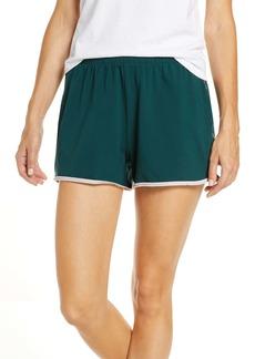 Madewell Knit Bedtime Pajama Shorts