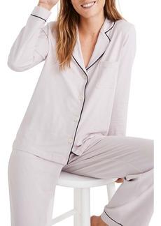 Madewell Knit Bedtime Pajama Top