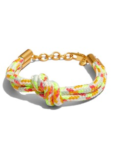 Madewell Knotted Rope Bracelet