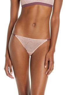 Madewell Lace String Bikini (3 for $33)