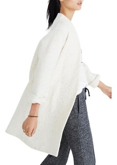 Madewell Langley Swing Coat