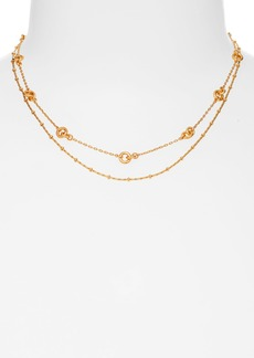 Madewell Layered Chain Necklace
