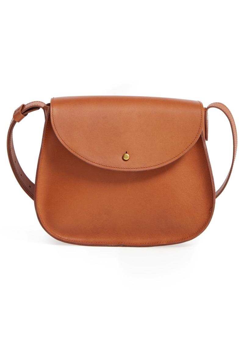 59419cc4c Madewell Madewell Leather Shoulder Bag