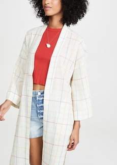 Madewell Robe Jacket