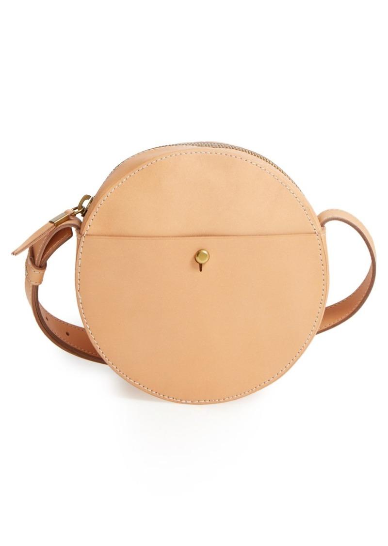 Madewell Marfa Leather Crossbody Bag