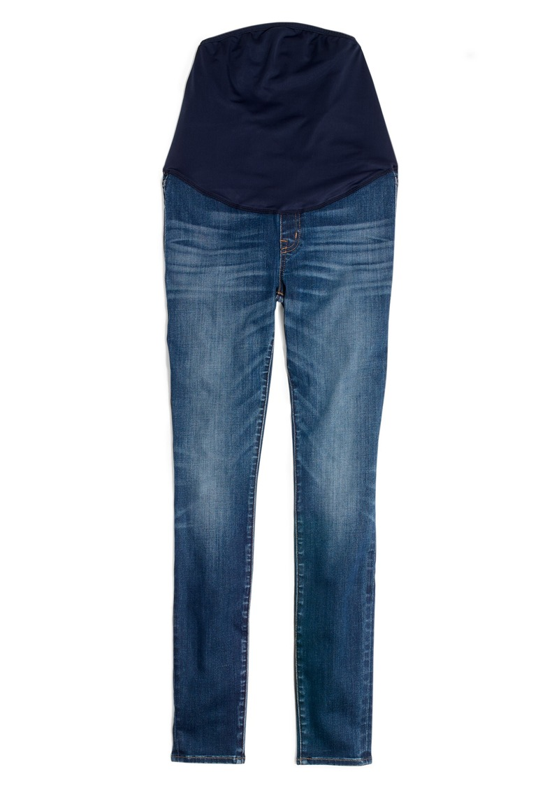 Madewell Maternity Skinny Jeans (Danny)