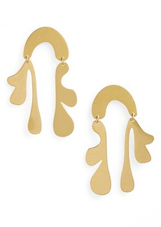 Madewell Fauve Statement Earrings