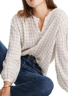 Madewell Meadow Shirt