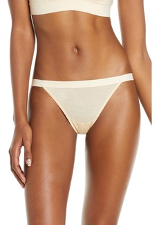 Madewell Micromodal Thong (Any 3 for $33)