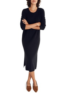 Madewell Midi Sweater Dress