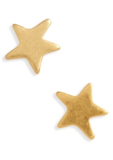 Madewell Mini Star Stud Earrings