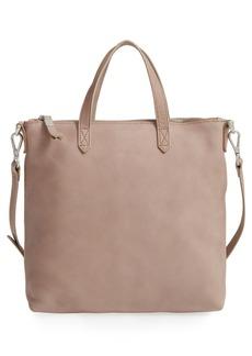 Madewell 'Mini Transport' Leather Crossbody Bag