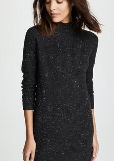 Madewell Mockneck Sweater Dress