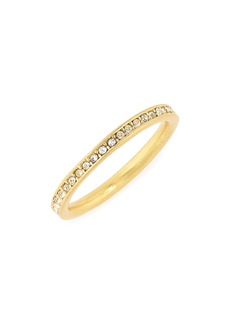 Madewell Mon Petit Pavé Ring