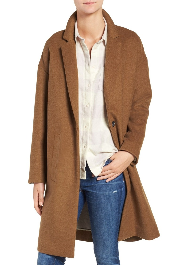 Madewell Monsieur Car Coat