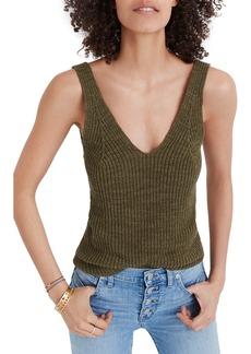 Madewell Monterey Sweater Tank