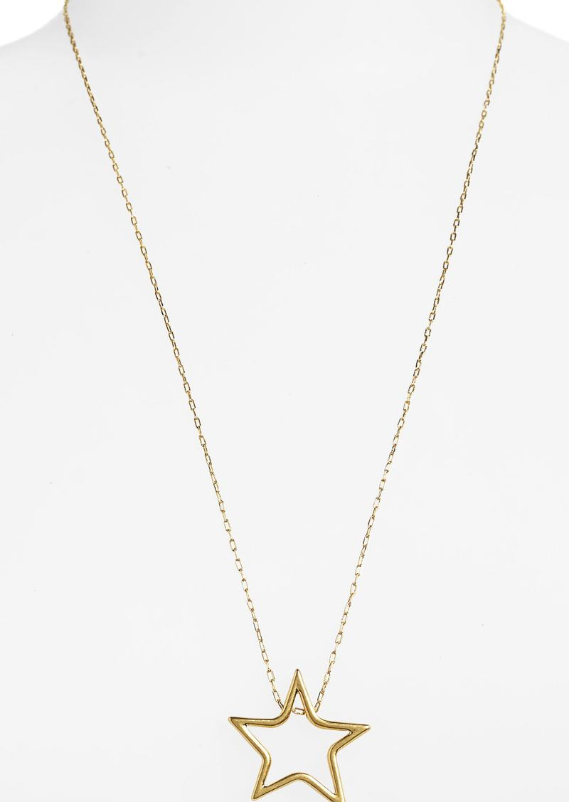Madewell Night Star Necklace