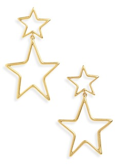Madewell Night Star Statement Earrings
