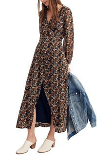Madewell Nightflower Maxi Dress